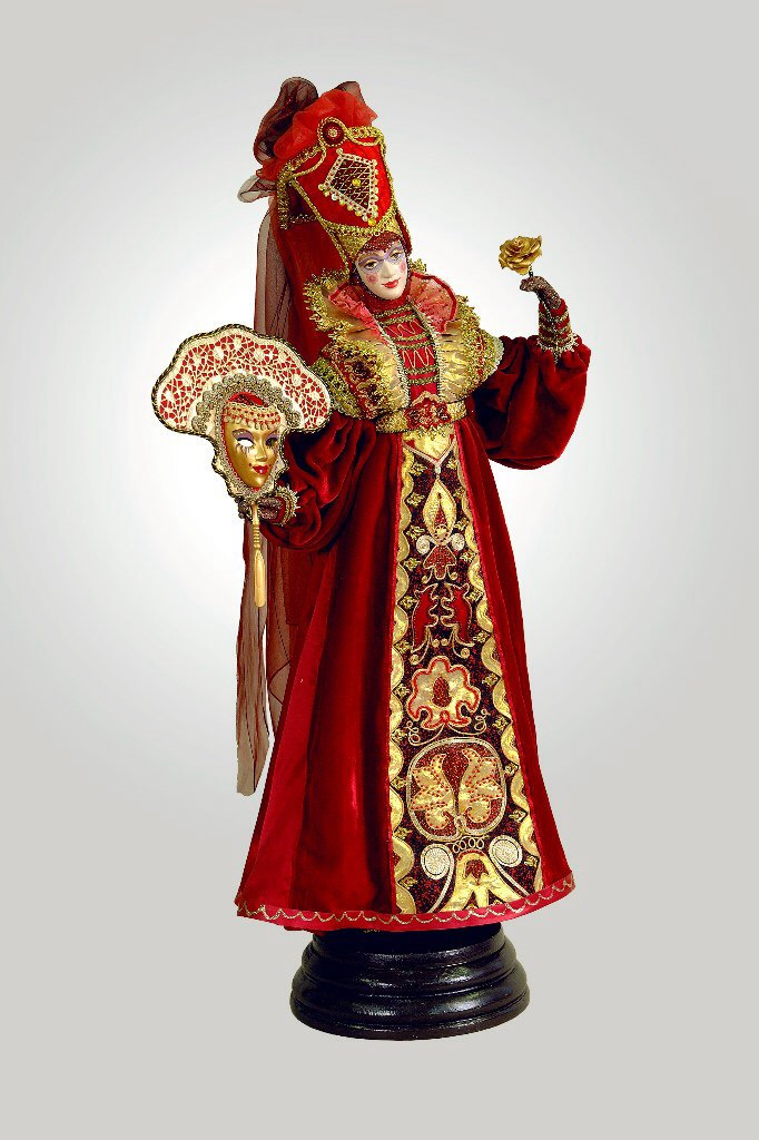 """из коллекции """"Венецианский карнавал"""""""